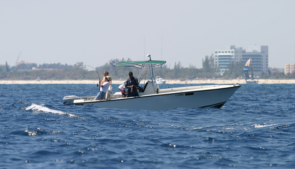 sea craft fishon